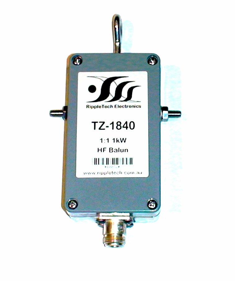 Tz 1840 1 1kw Hf Balun Insta Low Power Kit 230 9t 9